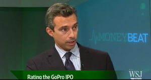 WSJ Live: Rating the GoPro IPO