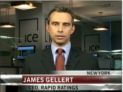 BNN: Rapid Ratings International CEO, James Gellert discusses House Finance Committee testimony
