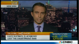 CNBC: Will Fairfax be Blackberry's 'saving grace'?