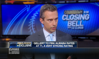Fox Business: Alibaba shows good financial health