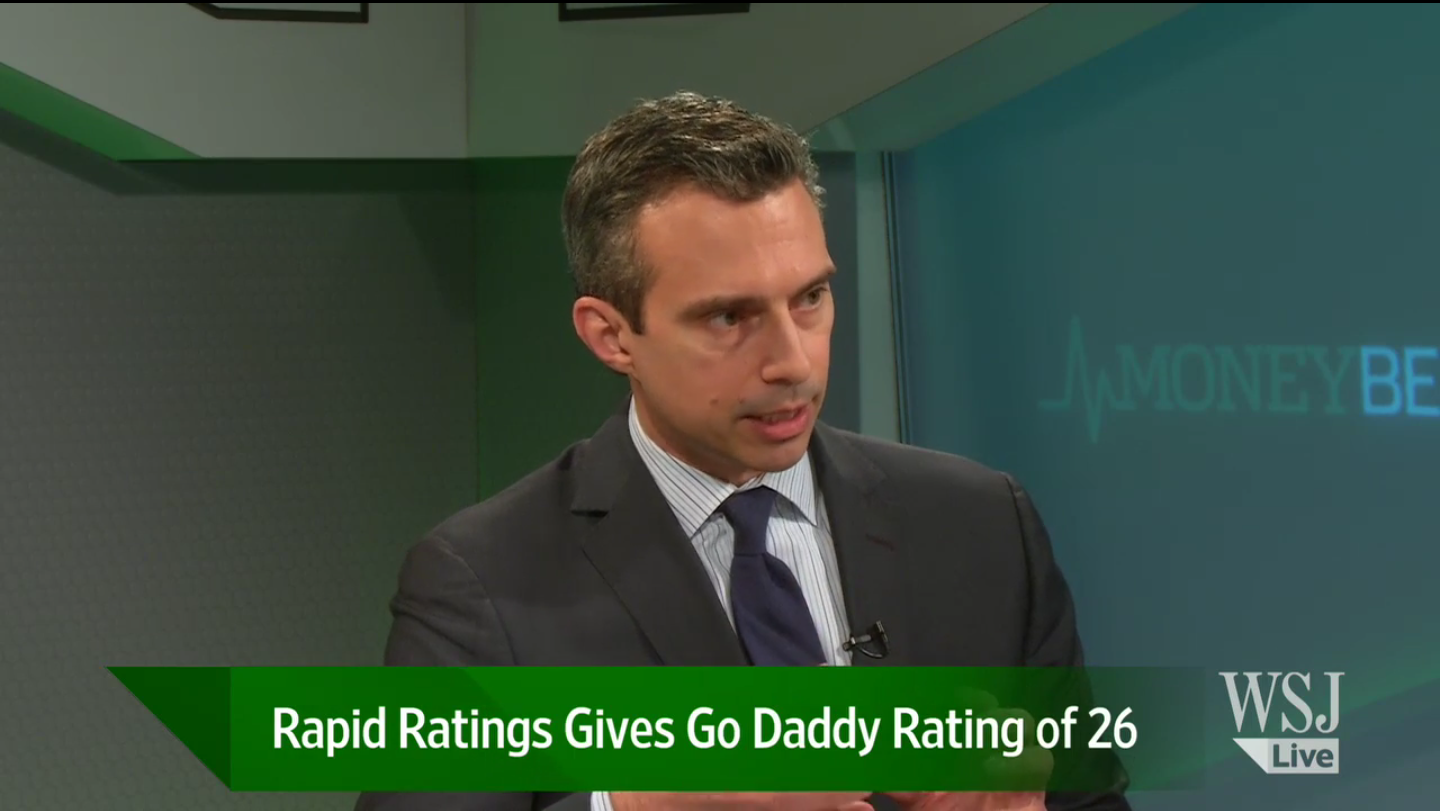 WSJ Live: GoDaddy Goes Public: Why Such a Low Rating?