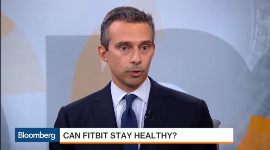Bloomberg: Fitbit Gets Fit for IPO, Can It Stay Healthy?