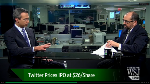 WSJ Live: What to Look for After Twitter's IPO
