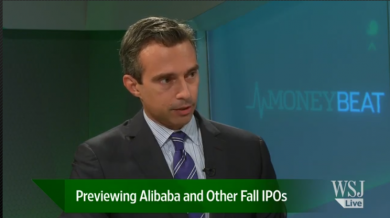 WSJ Live: Previewing Alibaba and Other Fall IPOs