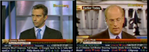 Bloomberg: James Gellert discusses proposed Ratings Industry Regulation