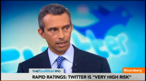 Bloomberg: Twitter Is Still Run in an Inefficient Way: Gellert