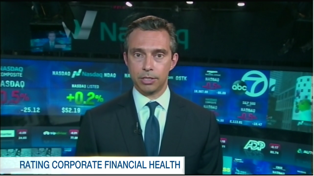 How to assess corporate financial health