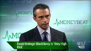 WSJ-MoneyBeat: BlackBerry Deal: An Analyst's Take